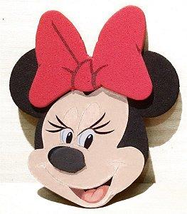 Mini Carinha Minnie Mouse C/06 UN