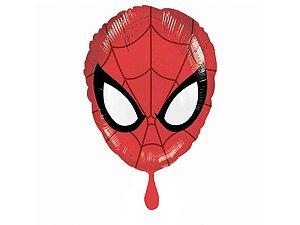 Balão Metalizado Homem Teia