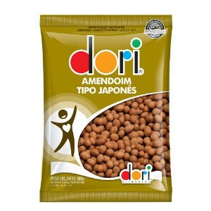 Amendoim Tipo Japônes Dori 500GR