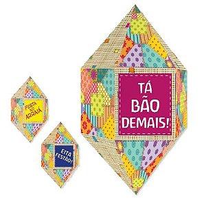 Balão Cartonado de Festa Junina C/5