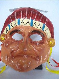 Máscara De Índio Velho