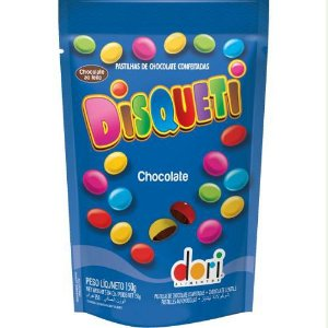 Disqueti Chocolate 150GR