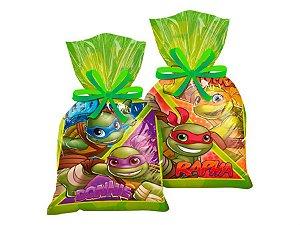 Sacola Surpresa Tartaruga Ninga Kids C/08