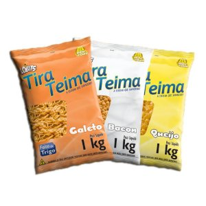 Tira Teima Bacon 1kg