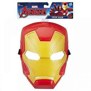 Máscara Homem de Ferro Clássica Infantil | Rubies