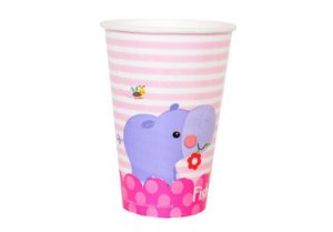Copo De Papel Fisher Price C/08 - 330ml