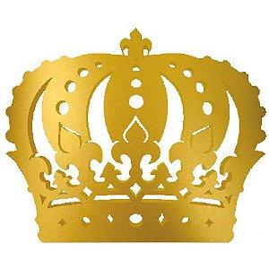 Painel Coroa Dourada Grande Provençal