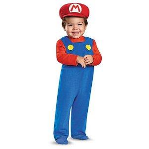 Fantasia Super Mario Masculina