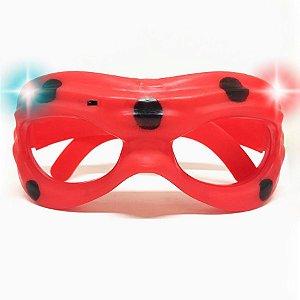 Óculos Miraculous, LadyBug C/ LED