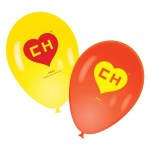 Balão / Bexiga Chapolin Nº9 C/25
