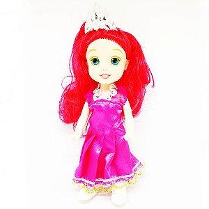 Boneca Mini Princesa Ariel Baby