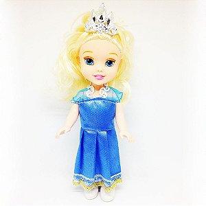 Boneca Mini Princesa Cinderela Baby
