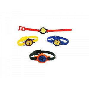 Mini Brinquedo Relógio Pulseira C/25