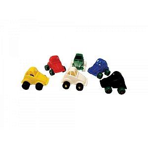 Mini Brinquedo Fusca Gordo C/20
