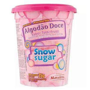 Algodão Doce Mavalério Snow Sugar | 35g