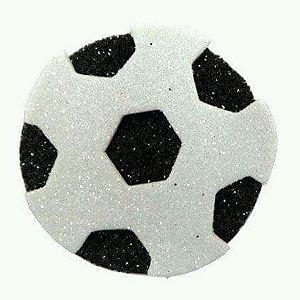 Aplique EVA Bola de Futebol C/06