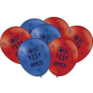 Balão / Bexiga Barcelona Nº9 C/25