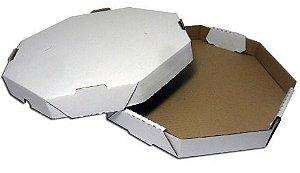 Embalagem Pizza Oitavado 30cm