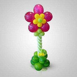Coluna Para Balão Desmontável