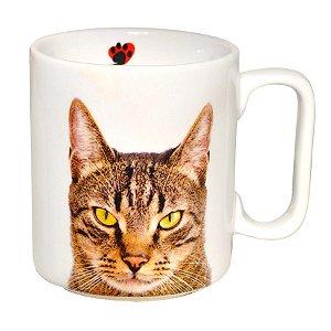 Caneca Cerâmica Petmug Gato