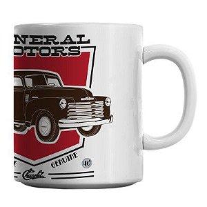Caneca Cerâmica: General Motors