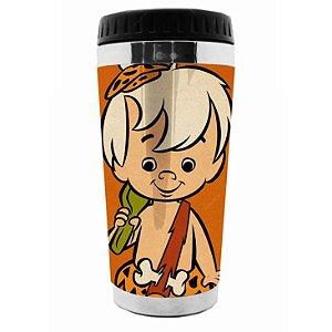 Copo Térmico Flintstones