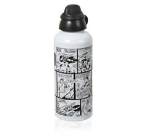 Garrafa De Alumínio 600ml  Comics