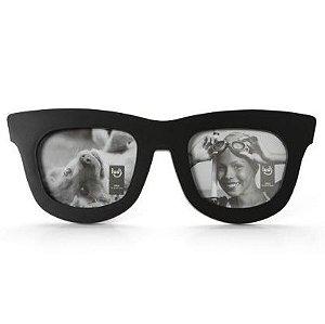 Porta Retratos Óculos Preto