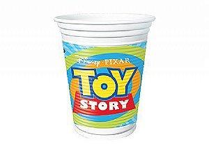Copo Descartável  Toy Story  200ml C/8