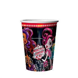 Copo Descartável Monster High | C/8 330ml