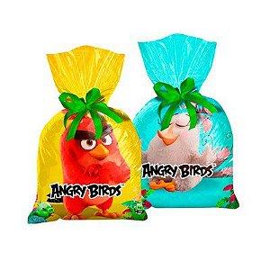 Sacolinha surpresa Angry Birds  C/8