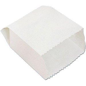 10.000 unidades Saco De Papel Monolúcido Tipo Hambúrguer
