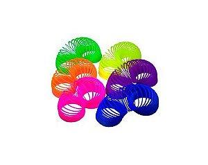 Molas Malucas Neon, Kit C/10 Unidades