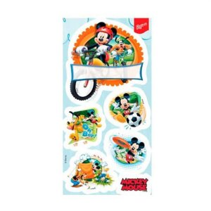 Adesivo Lembrança Mickey Mouse
