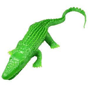 Miniatura Jacaré Verde