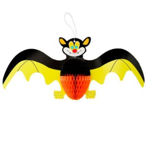 Enfeite / Guirlanda Halloween Morceguinho