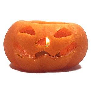 Vela Luminária Abóbora Halloween
