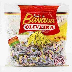 Bala OLIVEIRA Banana 300g