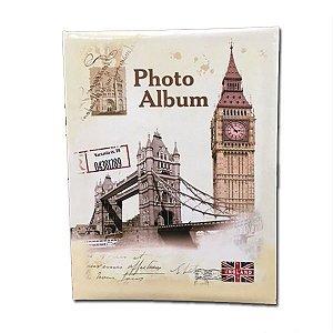 Álbum de Fotografia 100 Fotos Capa Londres