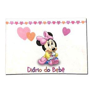 Diário do Bebê Disney