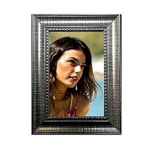 Porta Retrato Moldura Clássica Preto 10x15