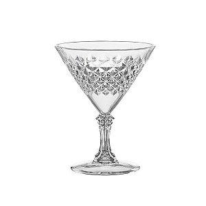 Taça Plástica Champagne Cristal