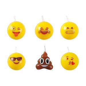 Festivela Zap Zap Emojis 3D | Mundo Bizarro | C/06