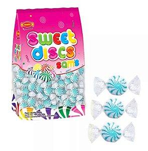 Bala Sweet Discs Sam's  Framboesa | Azul | 480g