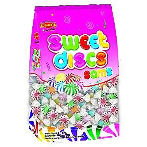 Bala Sweet Discs Sam's  Mix | Sortido | 480g