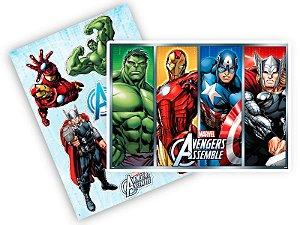 Kit Decorativo Avengers Animated C/2