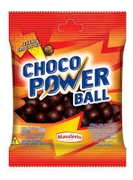 Choco Power Ball  |  80g
