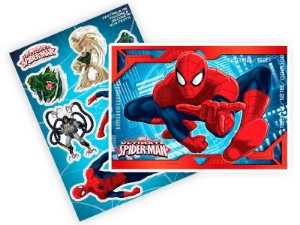 Kit Decorativo Ultimate Spider Man C/08