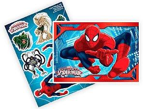 Kit Decorativo Ultimate Spider Man C/08