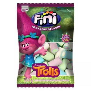 Marshmallows Fini Trolls 250g